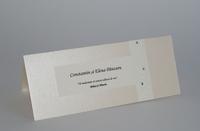 Plic-card 11 personalizat